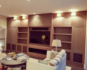 Tall Living Room Cabinet Services in Wembly